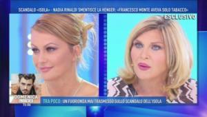 Eva Henger e Nadia Rinaldi sul droga gate