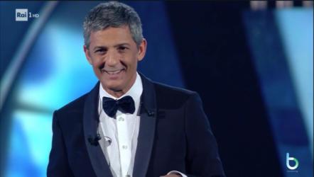 Festival di Sanremo con Fiorello ascolti tv copy