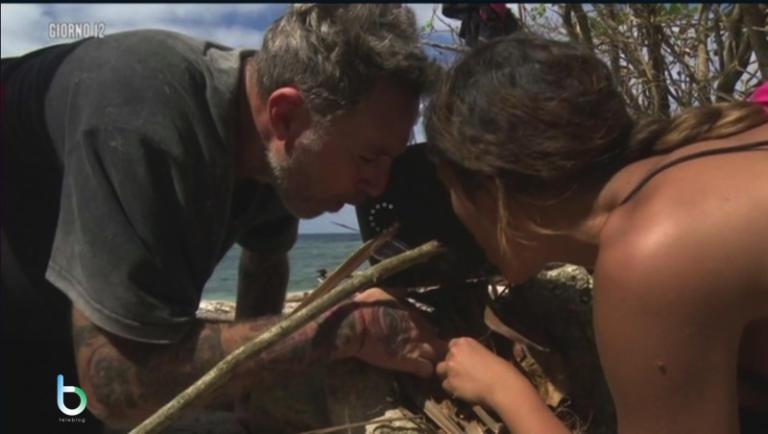 L'isola dei famosi, Craig Warwick in missione segreta (daytime 5 febbraio)