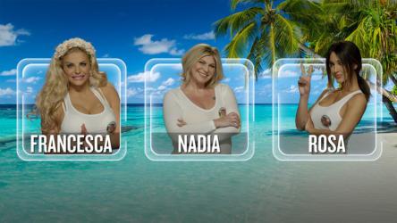 Isola dei famosi terza puntata Canale 5