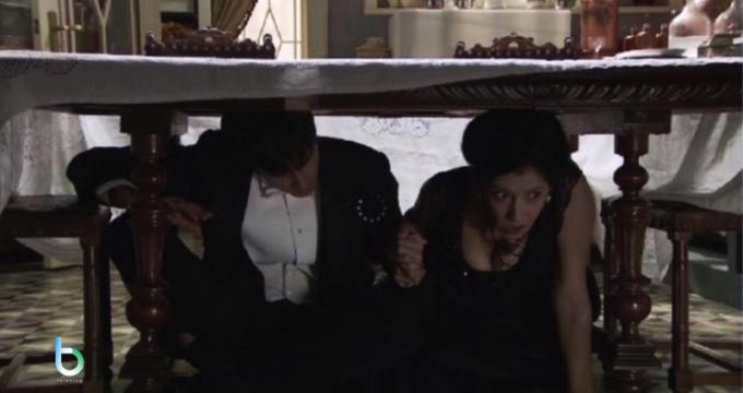 Liberto e Rosina riescono a fuggire dai rapitori copy