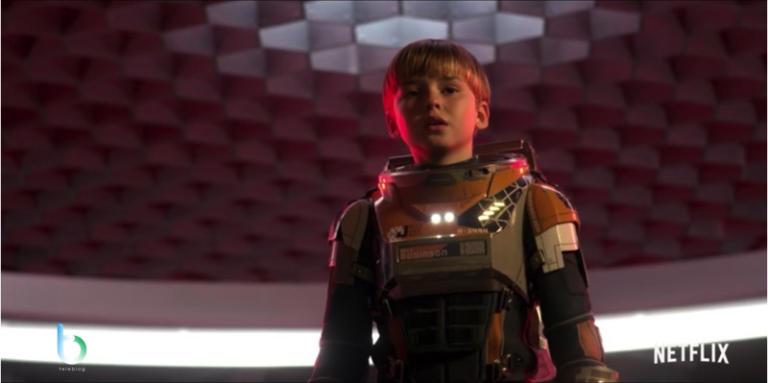 Lost in Space: su Netflix la serie ispirata all'omonimo classico sci-fi degli anni '60 [Foto e video]