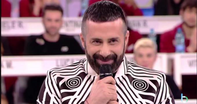 Luca Tommassini al serale di Amici copy