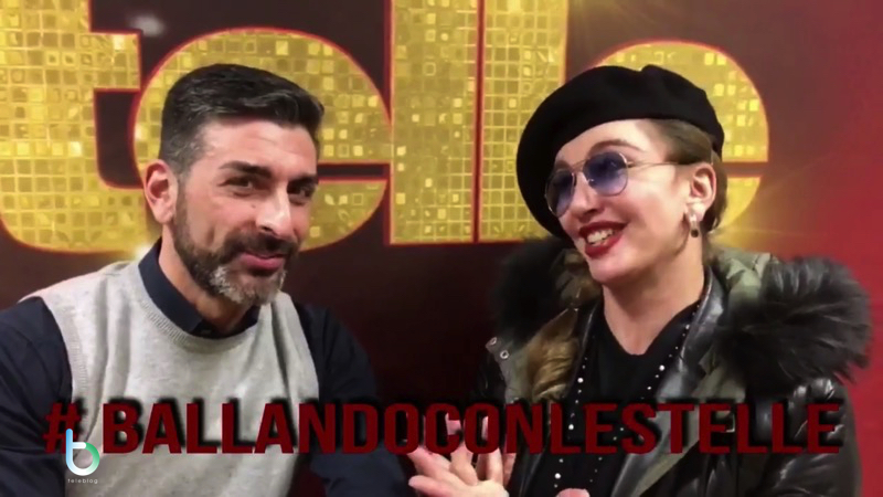 Milly Carlucci e Simone Deep copy