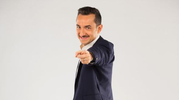 Nicola Savino ai Mondiali 2018