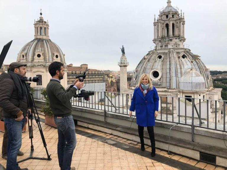 Rita Dalla Chiesa torna su Rete 4 con Italiani ieri e oggi