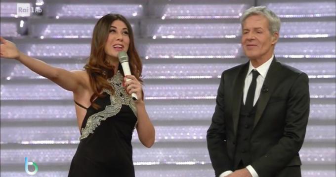Virginia Raffaele ospite Sanremo copy