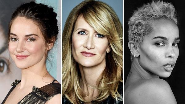 Big Little Lies 2: annunciato il ritorno di Laura Dern, Shailene Woodley e Zoë Kravitz