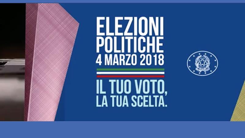 Elezioni politiche 4 marzo: gli aggiornamenti Mediaset