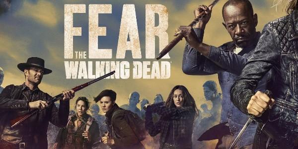 Fear The Walking Dead: il full trailer della quarta stagione!