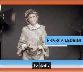 Franca Leosini a Tv Talk