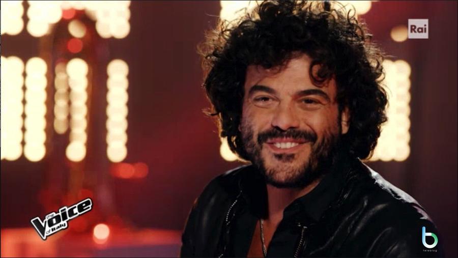 Francesco Renga a The Voice copy
