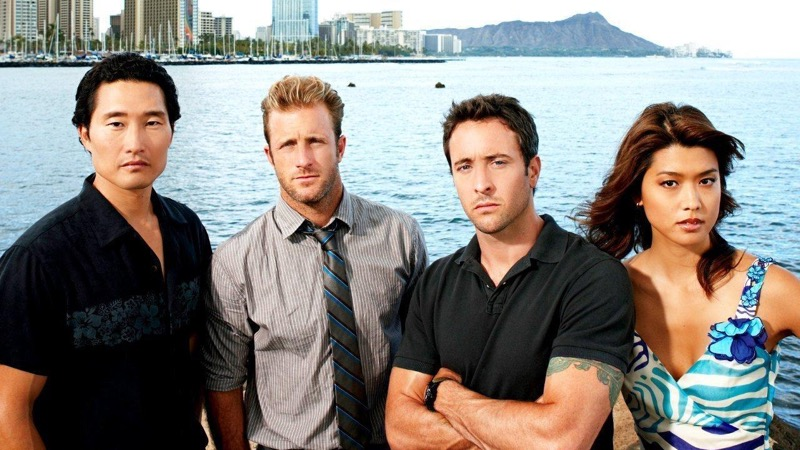 Hawaii five-O su Rai due