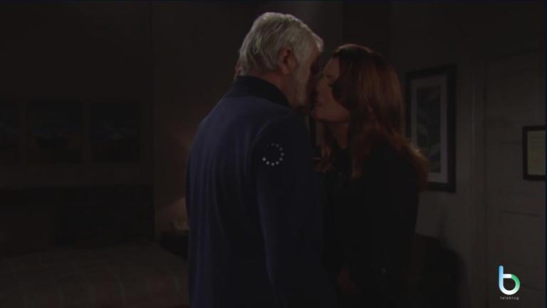 Beautiful, il bacio di Sheila. Puntata 24 marzo