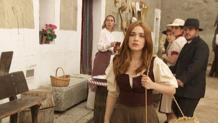 Il segreto l'arrivo di Julieta