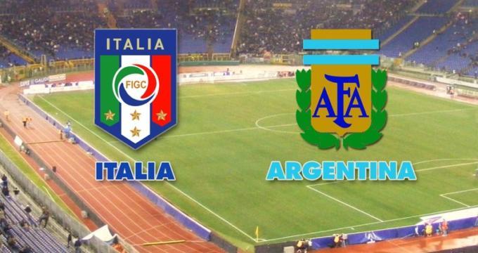 Italia-Argentina su Rai Uno