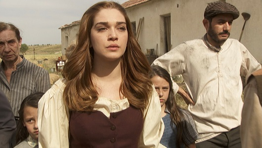 Julieta guida la protesta