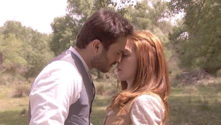 La passione tra Julieta e Saul