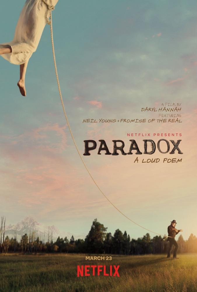Paradox film Netflix