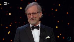 Steven Spielberg premiato David di Donatello speciale copy