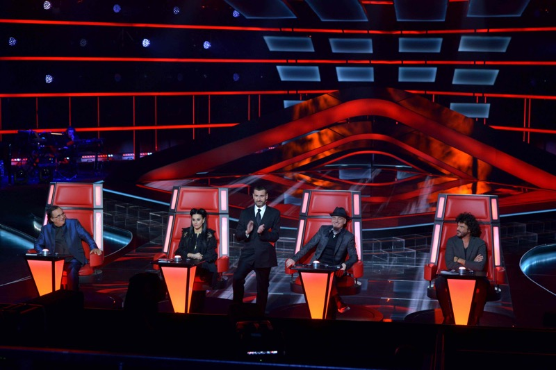 The-voice-of-Italy-seconda-Blind-audition