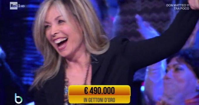 Soliti Ignoti: vinti 490.000 euro l'8 marzo 2018