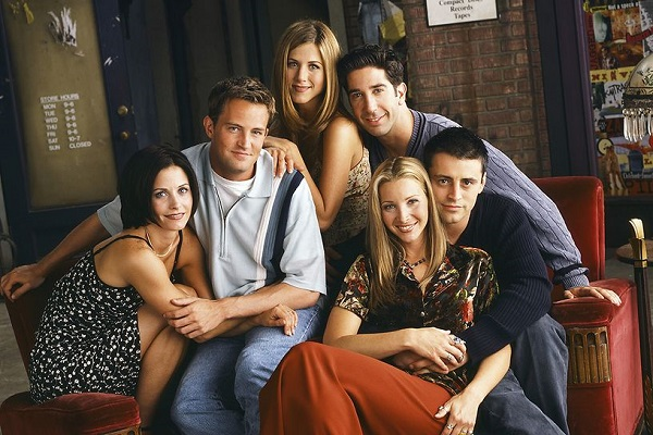 Friends: la reunion per HBO Max è stata girata