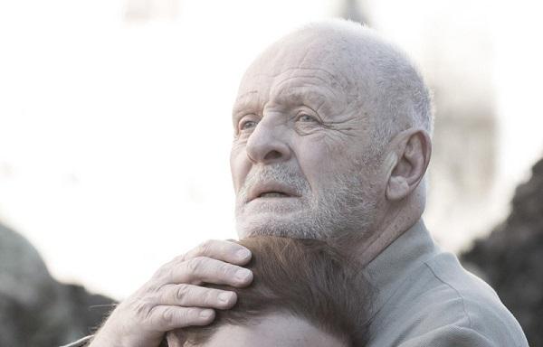 King Lear: la prima foto ufficiale del nuovo film TV di Amazon e BBC con Anthony Hopkins