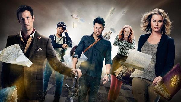The Librarians: TNT cancella la serie dopo quattro stagioni