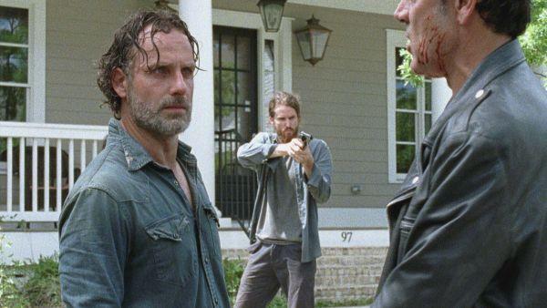 Guida serie TV del 16 Aprile: Grey's Anatomy, The Walking Dead