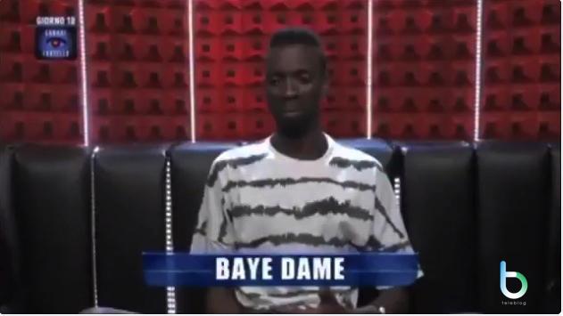 Grande fratello, Baye Dame si scusa (inutilmente): Aida Nizar vittima sacrificale? [Video]