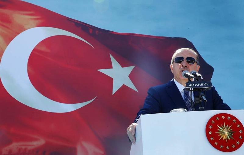 Erdogan su History