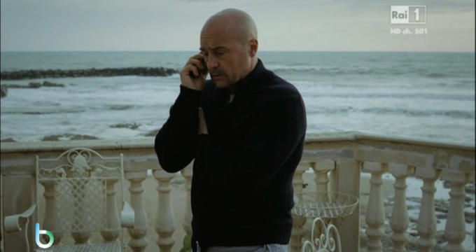Ascolti Tv Auditel: Montalbano in replica triplica Emigratis e Ridley Scott