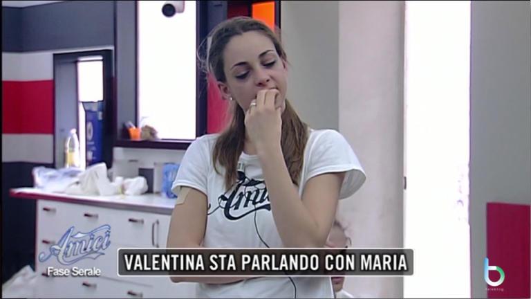 Amici 17, il destino di Valentina e nuovi duetti (daytime 18 aprile)