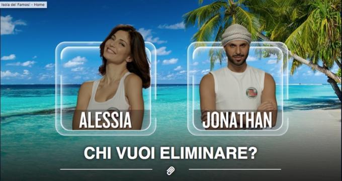 L'Isola dei Famosi 2018: Alessia Mancini contro Rosa Perrotta, ecco il motivo