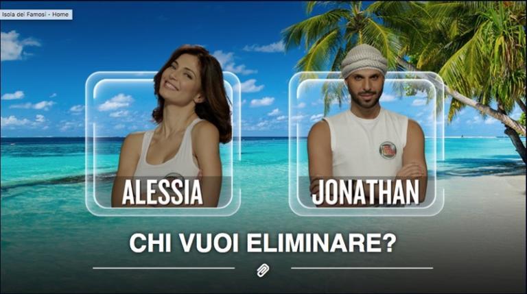 L'isola dei famosi, eliminata la Cipriani: Amaurys primo finalista