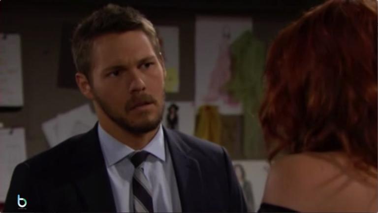 Beautiful, Liam scopre di Caroline (puntata 16 aprile)