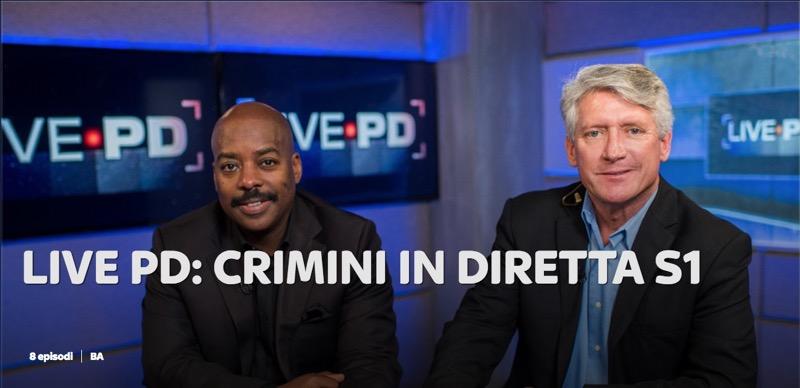 Live PD - Crimini in diretta