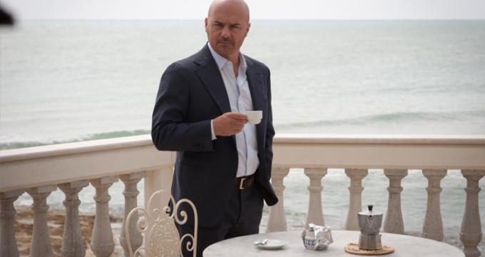 Luca Zingaretti è Il commissario Montalbano