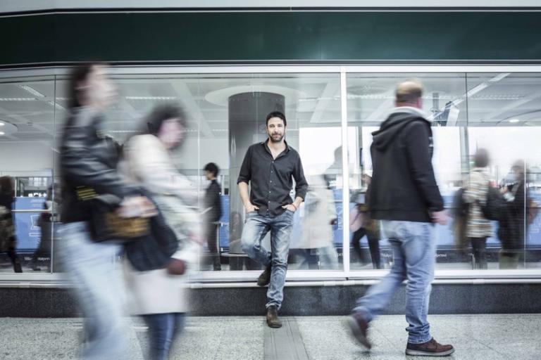 Hello Goodbye, Pablo Trincia racconta storie di aeroporto su Real time