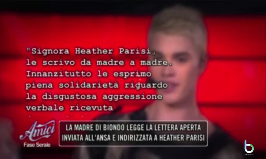 Polemica Biondo Heather Parisi copy