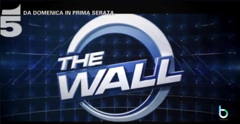 The Wall su Canale 5 copy