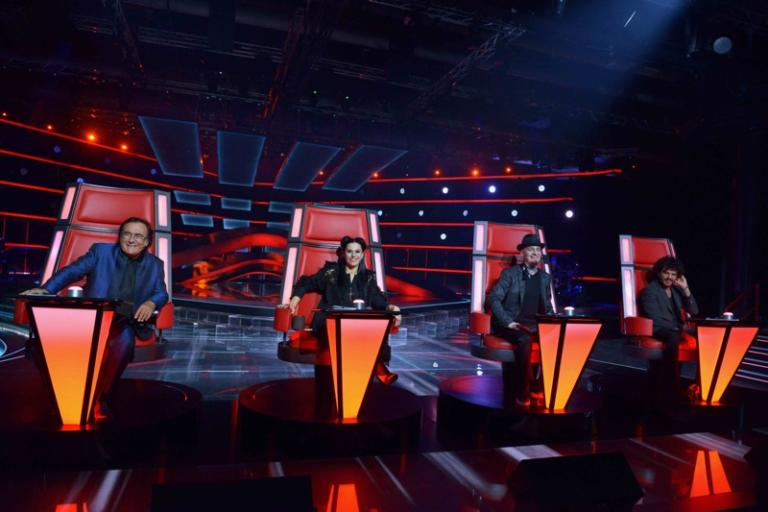 The Voice of Italy, la terza Blind del 5 aprile