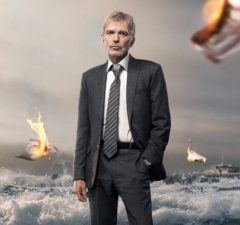 Billy Bob Thornton in Goliath 2