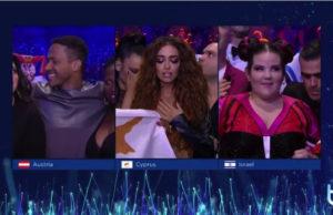 Eurovision song contest, come da pronostici vince Netta (Israele): Italia quinto posto