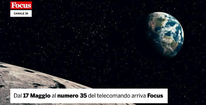 Focus Tv, Mediaset si riprende il canale scientifico ora al canale 35