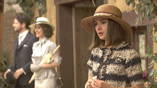 Il Segreto: Dolores vuole raggiungere Pedro in Russia. Le anticipazioni