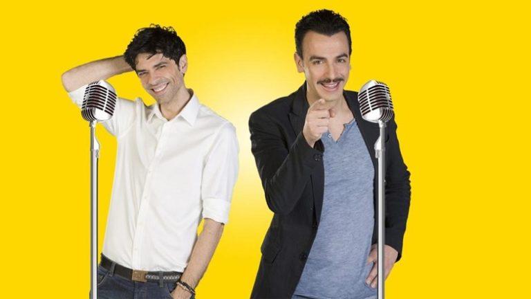 Scanzonissima, Gigi e Ross al timone del nuovo game show su Rai due