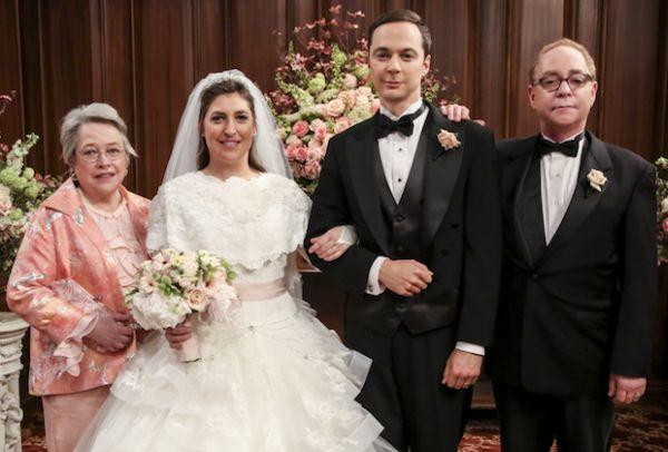 Ascolti USA del 10 Maggio: le nozze fanno bene a The Big Bang Theory e Young Sheldon