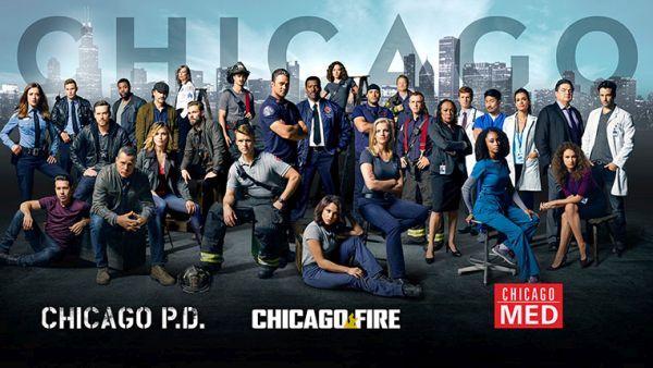 NBC rinnova Chicago Fire, P.D., e Med